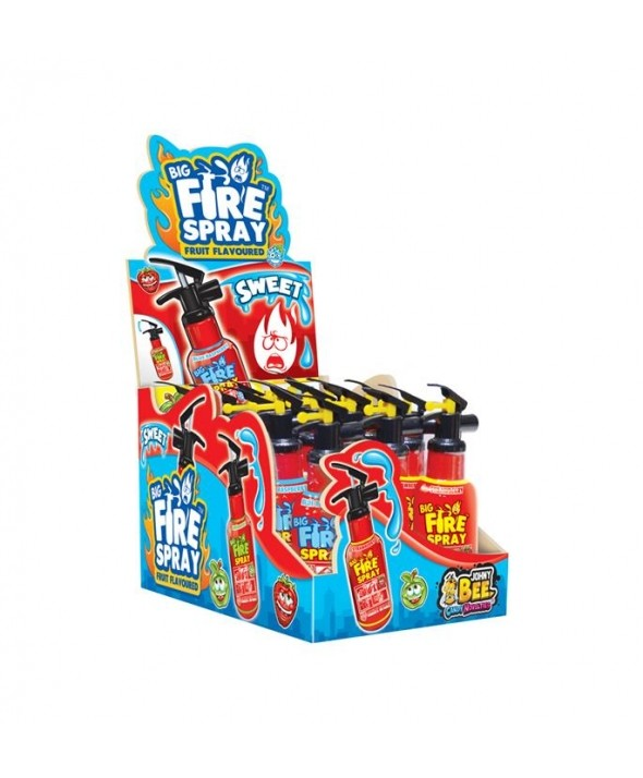 Johny Bee Big Fire  Spray op.15szt-2596